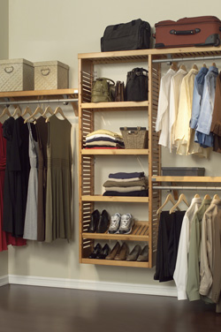 Paradise Closet And Storage, Closet Systems, Storage Systems Installed In  NW Florida John Louis
