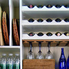 Paradise Closets and Storage, organized pantry