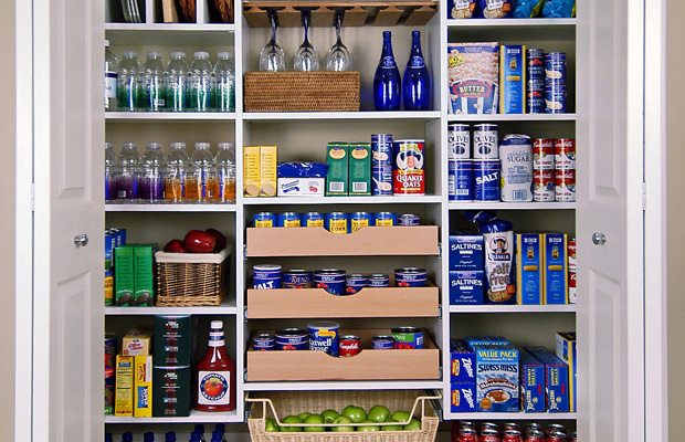 Exceptionnel An Organized Pantry Is Within Reach. You Save Time And Money With  Everything In Its Place. No Matter The Size Or The Configuration, We Can  Design The ...