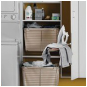 laundry storage, mud room organization, Niceville, FL