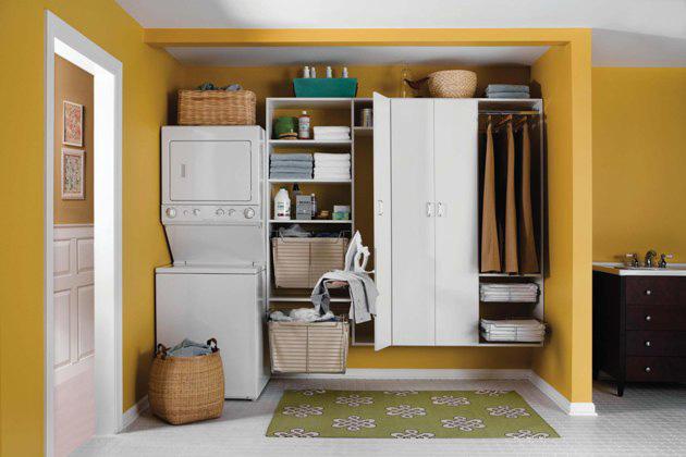 Laundry Storage Mud Room Organization Niceville Fl