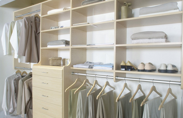 Maximize And Organize Your Closets U2013 Reach In Or Walk In, Enjoy Full Access  With Closet Systems That Offer The Flexibility To Conform Unique  Configurations ...