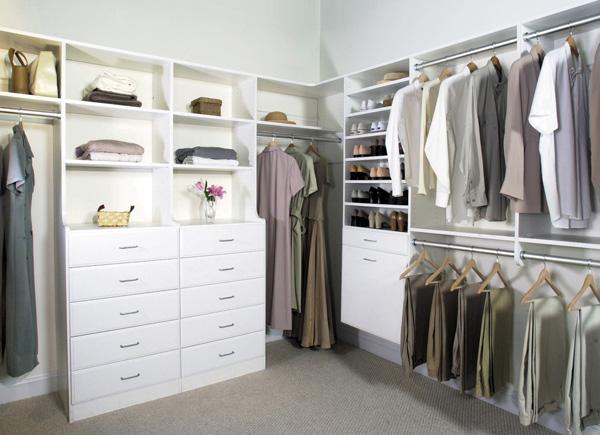Custom Designed Walk In Closets, Paradise Closets And Storage, Ft Walton  Beach,